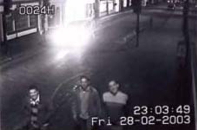 Stourport cctv image 12.03.03