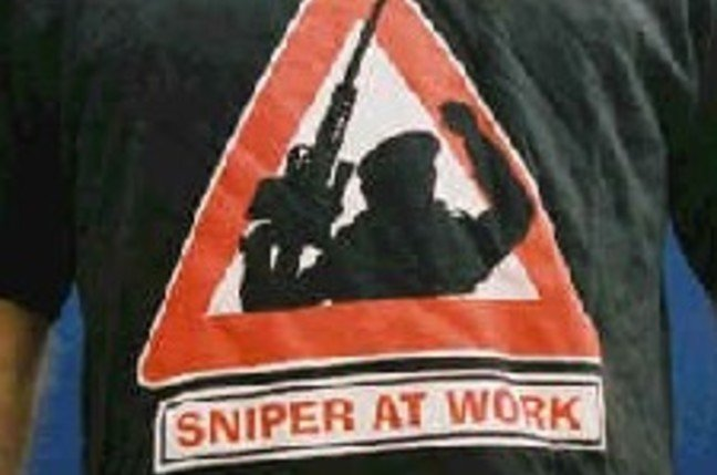 sniper t-shirt 24.7.03
