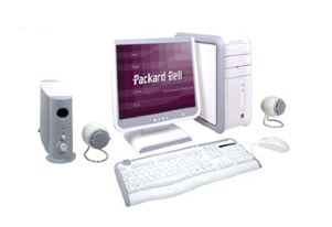 Image copyright Packard Bell