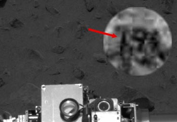 Revealed: chilling proof of life on Mars