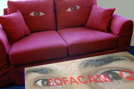 Sofacam archive header photo