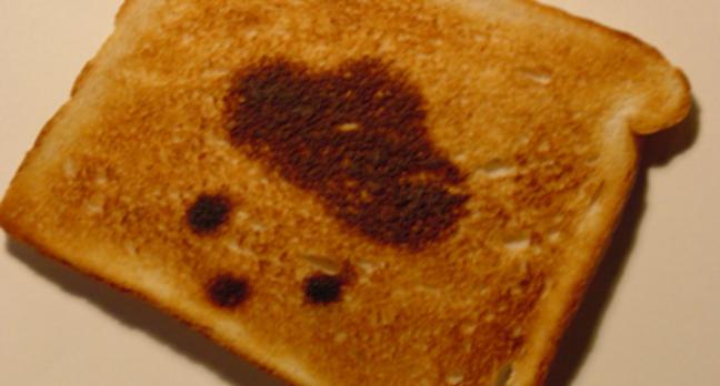 Java Toaster - sunshine toast