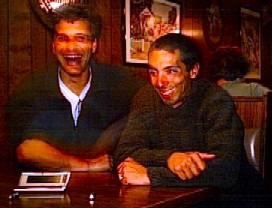 Benoit Schillings and Dominic Giampaulo