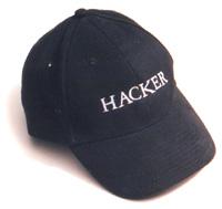 Hacker baseball cap